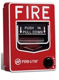 Estaciones Manuales de Incendio